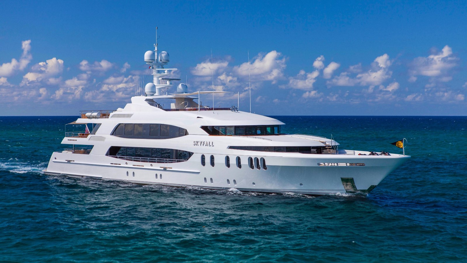 Lady Luch Yacht Sold