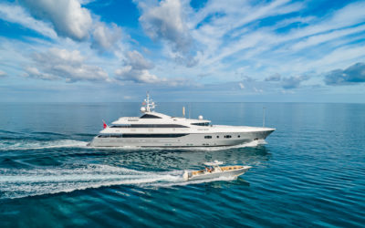 Turquoise Yacht offers the best water toys on a motor yacht