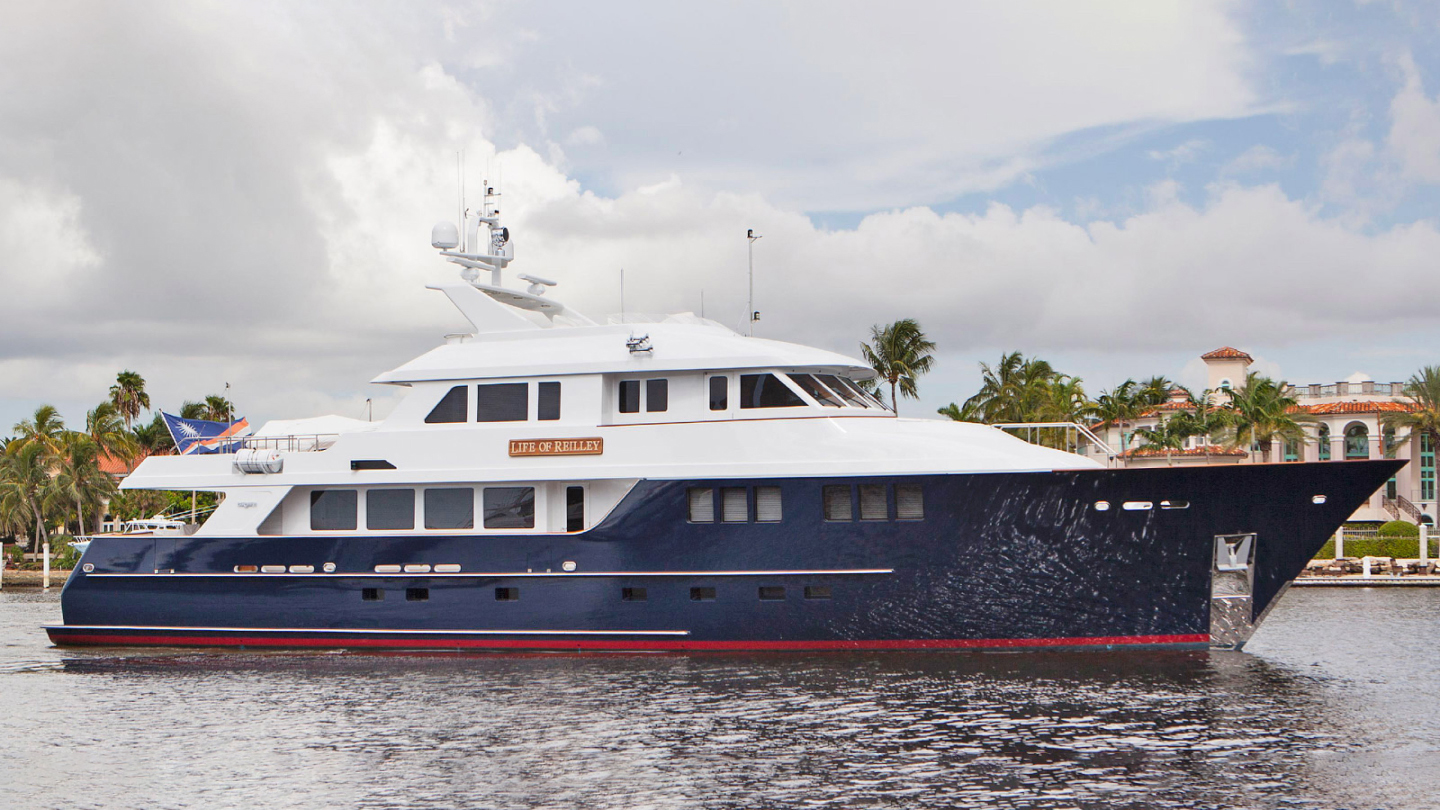 Themis Yacht Sold
